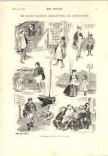 1905 Dutch Church Austin Friars New County Hall London Plan Easter Holiday