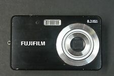 Fujifilm FinePix J10 8.2MP 2.5''Screen 3x Zoom Digital Camera BLACK