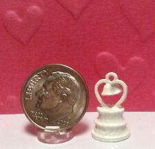 Dollhouse Miniature Cake Topper or 1/2 Scale Wedding Cake