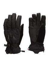QUIKSILVER Men's METRO Snow Gloves - BLK - Small - NWT
