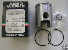 4763 Asso Pistone FANTIC MOTOR 50 cc  Misura 38,8 mm Sigla D