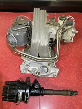 7014800 1957 1958 Corvette Rochester Fuel Injection Unit With 1110905 Distributo