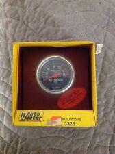 "AutoMeter Sport-Comp Nitrous Pressure Gauge - 2 1/16"" -3328 - New"