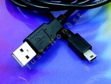 USB 2.0 Kabel 1,8 m USB A - USB mini B Cable USB A to USB mini B 1.8 m #A634