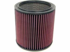 K&N Round Air Filter 8 OD 6 inch ID 8 inch Height Inner wire E-4730