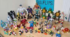 Vintage Action Figure Lot - He-Man, TMNT, Lego, Batman, Star Wars, Mario, Zelda