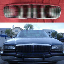 Car Grilles Grill Trim Cover Replacement For Buick Park Avenue 3.8L 1992-1996