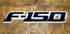 Ford F-150 F150 Truck Badge Heavy Duty Steel Metal Sign - Super Size
