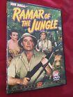 Ramar Of The Jungle (DVD, 2003)John Hall-Region 1 Ships Fast Same Day