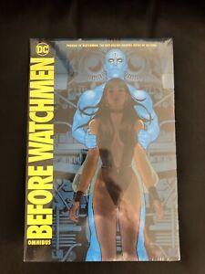 NEW! SEALED! Before Watchmen Omnibus HC Hardcover