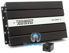 Sae-1000d - Sundown Audio Monoblock 1000w RMS Digital Class D Amplifier