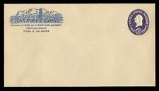 ADVERTISING ENVELOPE - PARRISH & CLARK DODGE & PLYMOUTH DISTRIBUTORS, TULSA OK.