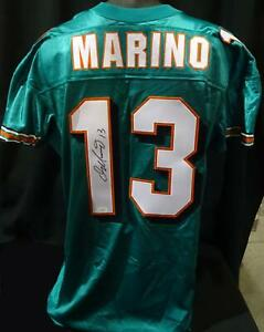 Dan Marino Miami Dolphins Auto Team Issued Jersey JSA KK52013