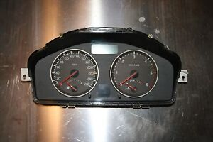 Volvo V50 C30 S40 Diesel Speedometer Instument Cluster 8697035 8602879 OEM