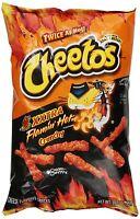 Cheetos Xxtra Flamin' Hot Crunchy (4 Bags) Chips - 9.75 Oz