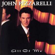 CD JOHN PIZZARELLI ALL OF ME NUOVO ORIGINALE SIGILLATO NEW ORIGINAL SEALED RARO