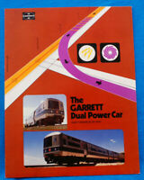 The Garrett Dual Power Car (Gas Turbine/Electric) - Brochure