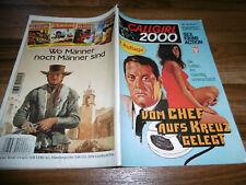 Call girl 2000 # 17 -- del jefe al cruz ha colocado // Sex-novela policíaca-Action 1970er