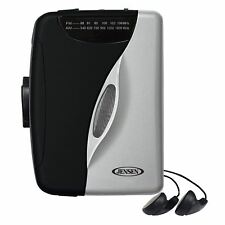 NEW Stereo Cassette Player w/ AM/FM Radio Portable Walkman Earbuds Tape Music