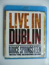 Bruce Springsteen With the Sessions Band - Live in Dublin [Blu-ray, 2007]