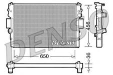 Kühler, Motorkühlung DENSO DRM12007 für IVECO