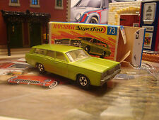 Superfast No.73A Mercury Station Wagon rare base variation