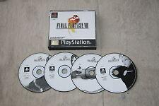 Final Fantasy VIII 8 Playstation 1 PS 1
