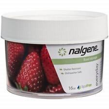 Nalgene Kitchen Storage Jar 16 Ounce - Dishwasher Safe/Easy To Clean/BPA Free