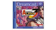 ## NEUWERTIG - Street Fighter Alpha 3 (mit OVP) - SEGA Dreamcast / DC Spiel ##