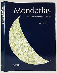 A.Rükl, Mondatlas - Mit 84 detaillierten Mondkarten. ISBN: 3-7684-2047-3. 1990