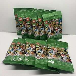 Lot of 11 Lego #71029 Series 21 Mini figure Blind Bag New (SHIPS NEXT DAY!)