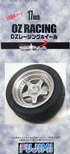 FUJIMI 19324 17inch O.Z. Racing (4 Felgen mit Reifen) (TW-55) in 1:24