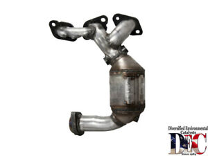 Exhaust Manifold And Converter Assy   DEC Catalytic Converters   FOR20391