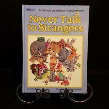 Golden Learn About Living Bks.: Never Talk to Strangers : A Book about . . .