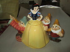 Disney snow white teapot Rare NEW never used Final lower price