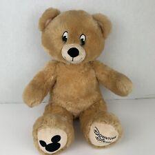 "16"" Build A Bear Custom Made At Downtown Disney Bear Plush EUC"