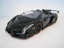 Lamborghini Veneno Roadster * noir * Kyosho * 1:18 * Neuf dans sa boîte * NOUVEAU