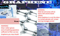 4 Grams Graphene powder 300 /35%~0.345nm 1-3 layer /1-5nm Area-(m2/g):