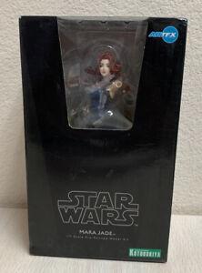 Kotobukiya Star Wars ARTFX BISHOUJO Mara Jade 1/7 Scale 240 mm PVC Figure New