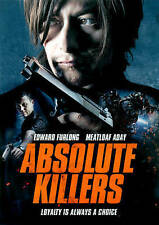 Absolute Killers  (DVD, 2014) Edward Furlong, Grace Johnston, Meat Loaf, Elaine