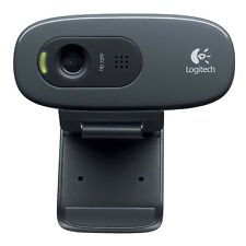 Logitech HD Webcam C270 Webcam HD with built-in microphone  compatible Skyp Y7C2