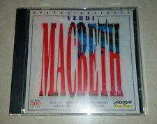 Verdi: Macbeth (Highlights) (CD, Mar-1994, Laserlight)