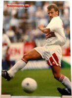 Fritz Walter + Torschützenkönig 1992 + VfB Stuttgart + Fan Big Card Edition C17