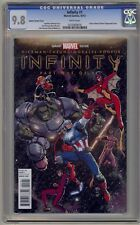 Infinity 1 CGC 9.8 Arthur Adams Hero Variant Thanos Avengers War Marvel Comics 2