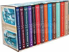 Lemony Snicket A Series of Unfortunate Events Complete Wreck Book Set 13 Books
