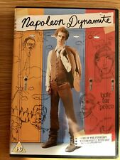 Napoleon Dynamite DVD (2004) Jon Heder