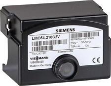 Steuergerät LMO 54.210 Siemens Viessmann Vitoflame 300 Feuerungsautomat 7824201
