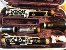 1958 SELMER CENTERED TONE CLARINET PARIS FRANCE