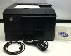 HP LASERJET PRO 200 COLOR M251NW CF147A  ALL-IN-ONE WIRELESS LASER PRINTER