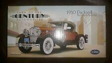 Testors' 1930 Packard Boattail Roadster- METAL BODY MODEL KIT - NEW UNUSED 1:32
